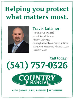 Travis Luttmer Country Insurance