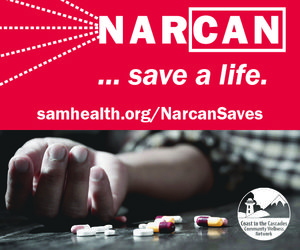 Samaritan Health - Narcan Saves